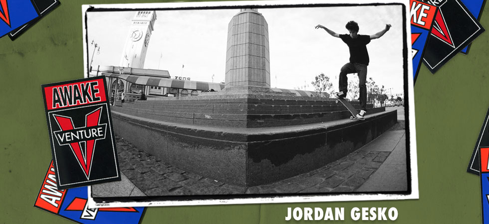 Jordan Gesko Awake Part and Interview