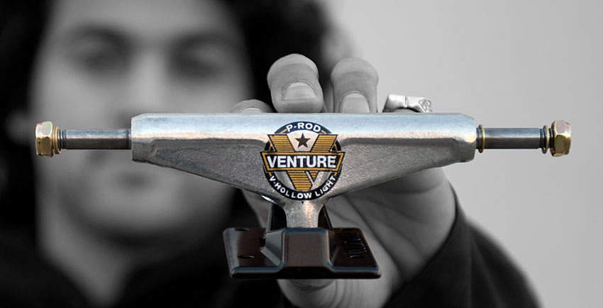 Venture Proudly Welcomes Paul Rodriguez