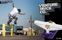 Stevie Wiliams Venture Ad Thumbnail